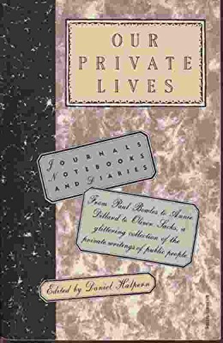 9780679725329: Our Private Lives: Journals, Notebooks, and Diaries