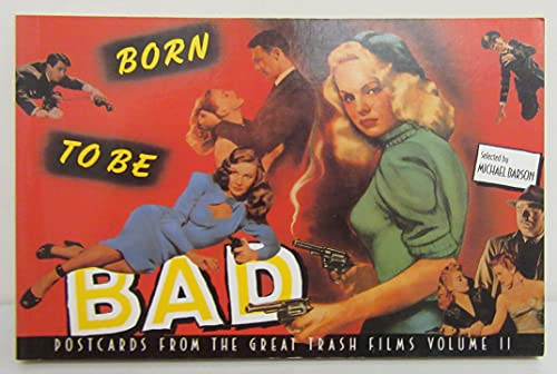 9780679725558: Born to be Bad (Postcard Book)