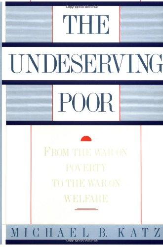 9780679725619: Undeserving Poor