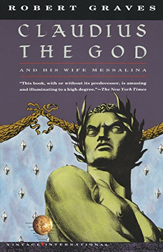 9780679725732: Claudius the God: And His Wife Messalina