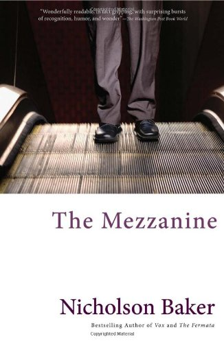 9780679725763: The Mezzanine (Vintage Contemporaries)