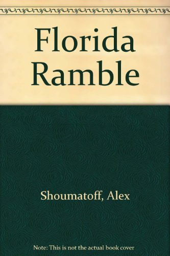 9780679725794: Florida Ramble