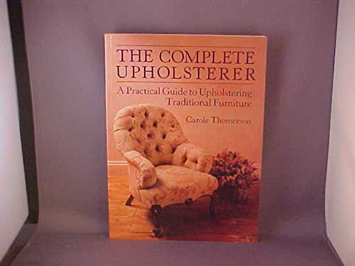 9780679725992: The Complete Upholsterer