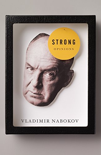 9780679726098: Strong Opinions (Vintage International)