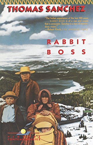 Rabbit Boss: Sanchez, Thomas