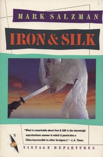 9780679726340: Iron and Silk