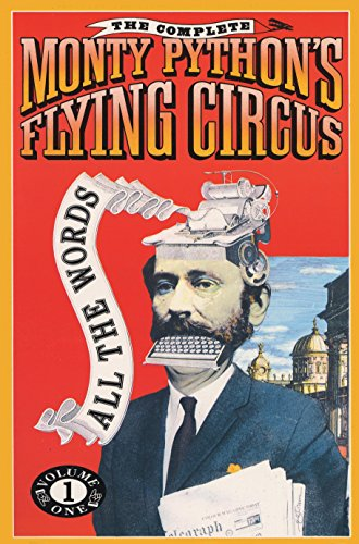 The Complete Monty Python's Flying Circus; All: Graham Chapman, Eric
