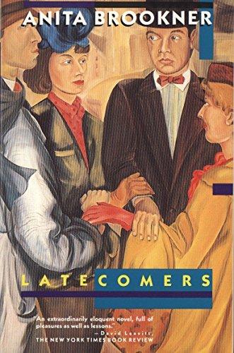 9780679726685: Latecomers (Vintage Contemporaries)