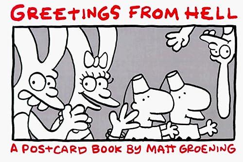 Greetings from Hell: Groening, Matt