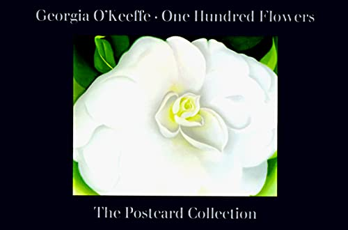 Georgia O'Keeffe 100 Flowers Postcard Book: O'Horeton, James