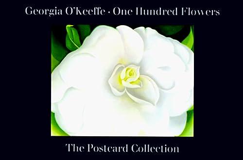 9780679727033: Georgia O'Keeffe 100 Flowers Postcard Book