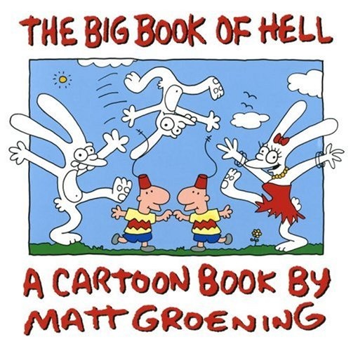 9780679727590: The Big Book of Hell: The Best of Life in Hell
