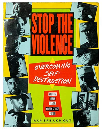 9780679727828: Stop the Violence: Overcoming Self Destruction