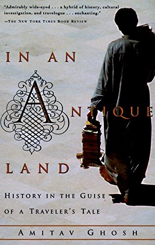 9780679727835: In an Antique Land: History in the Guise of a Traveler's Tale (Vintage Departures)