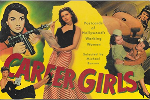 9780679727934: Career Girls: Postcards of Hollywood's Working Women