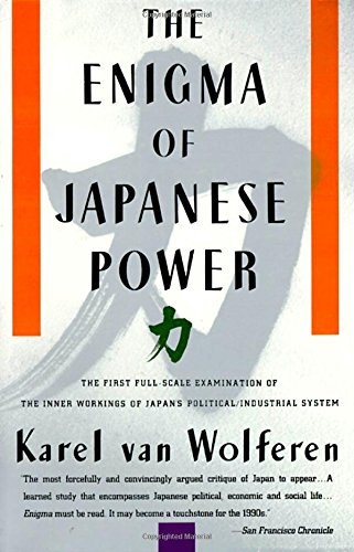 9780679728023: The Enigma of Japanese Power: People and Politics in a Stateless Nation