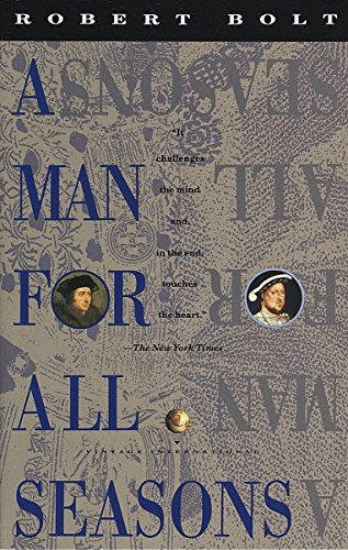 9780679728221: A Man for All Seasons: A Play in Two Acts