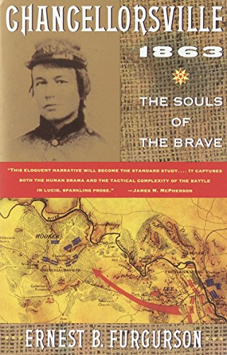 9780679728313: Chancellorsville 1863: The Souls of the Brave