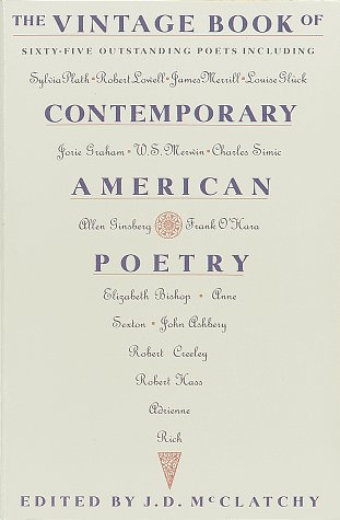 9780679728580: The Vintage Book of Contemporary American Poetry: Sixty-Five Outstanding Poets