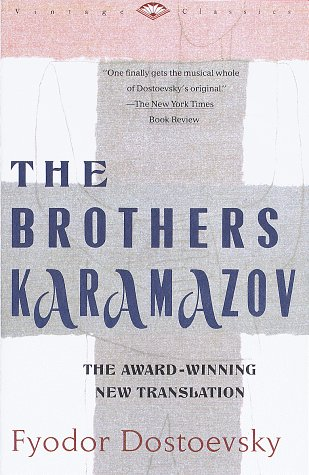 9780679729259: The Brothers Karamazov: A Novel in Four Parts with Epilogue (Vintage Classics)