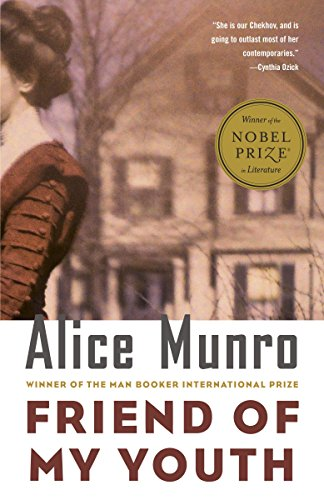 Friend of My Youth: Stories: Alice Munro