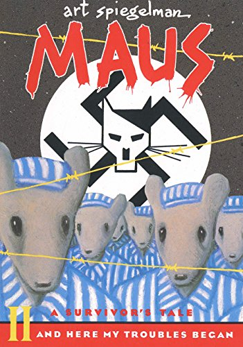 9780679729778: Maus II: A Survivor's Tale: And Here My Troubles Began (Pantheon Graphic Novels)
