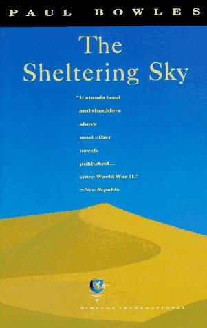 9780679729792: The Sheltering Sky (Vintage International)