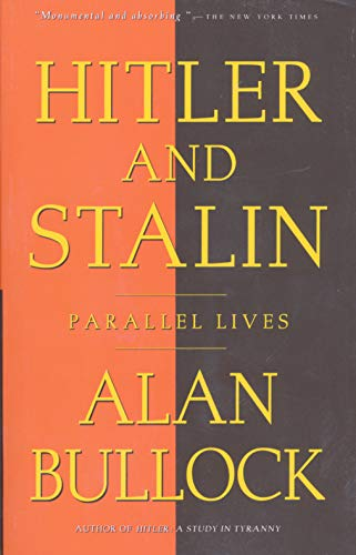 9780679729945: Hitler and Stalin: Parallel Lives