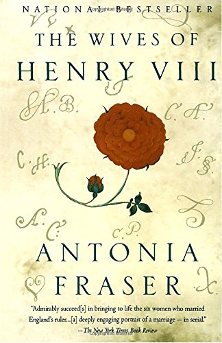 9780679730019: The Wives of Henry VIII