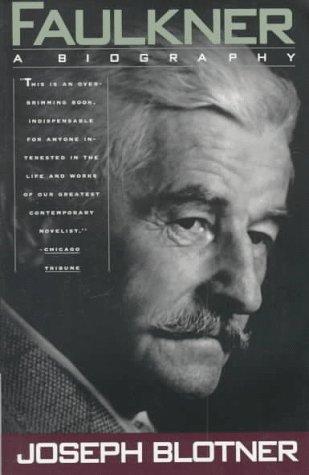 9780679730538: Faulkner: A Biography