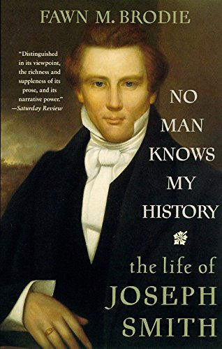 9780679730545: No Man Knows My History: The Life of Joseph Smith