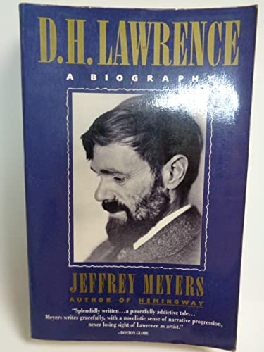 9780679730651: D.H. Lawrence: A Biography