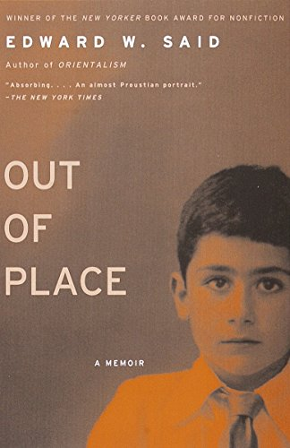 9780679730675: Out of Place: A Memoir