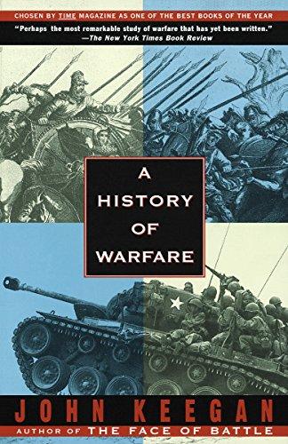 9780679730828: A History of Warfare