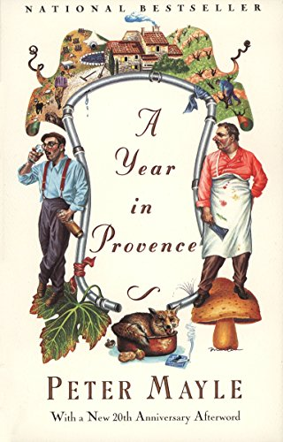 9780679731146: A Year in Provence