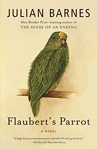 9780679731368: Flaubert's Parrot (Vintage International)