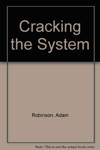 9780679731399: The Princeton Review: Cracking the System: The LSAT (The Law School Admission Test)