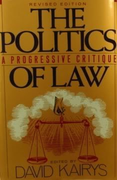 9780679731610: Politics of Law: A Progressive Critique