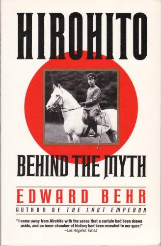 9780679731719: Hirohito: Behind the Myth