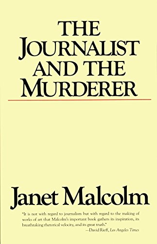 9780679731832: The Journalist and the Murderer