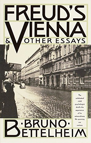 9780679731887: Freud's Vienna & Other Essays
