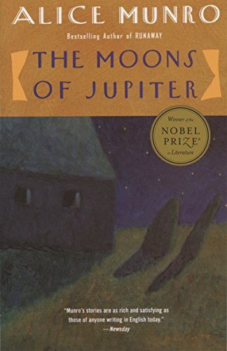 The Moons of Jupiter: Alice Munro