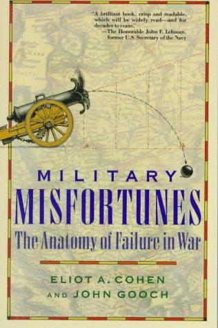 9780679732969: Military Misfortunes