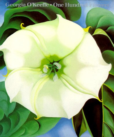 9780679733232: Georgia O'Keeffe: One Hundred Flowers