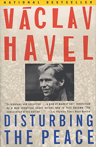 9780679734024: Disturbing the Peace: A Conversation With Karel Hvizdala
