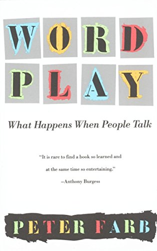 9780679734086: Word Play: What Happens When People Talk