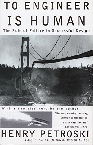 9780679734161: To Engineer is Human: The Role of Failure in Successful Design