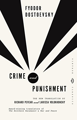 9780679734505: Crime and Punishment: Pevear & Volokhonsky Translation (Vintage Classics)
