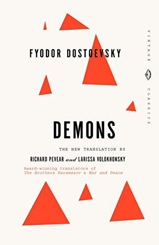 9780679734512: The Demons: A Novel in Three Parts (Vintage Classics)
