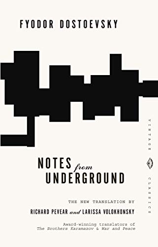 9780679734529: Notes from Underground